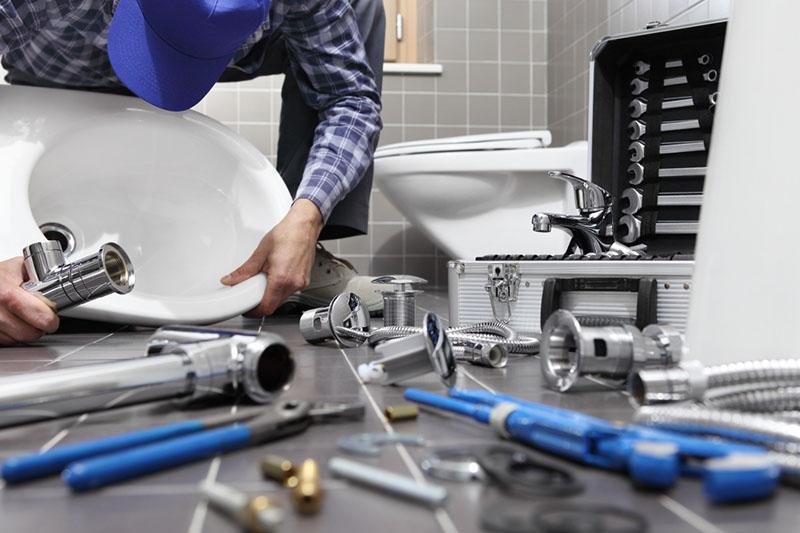 Plumbing Trim Process